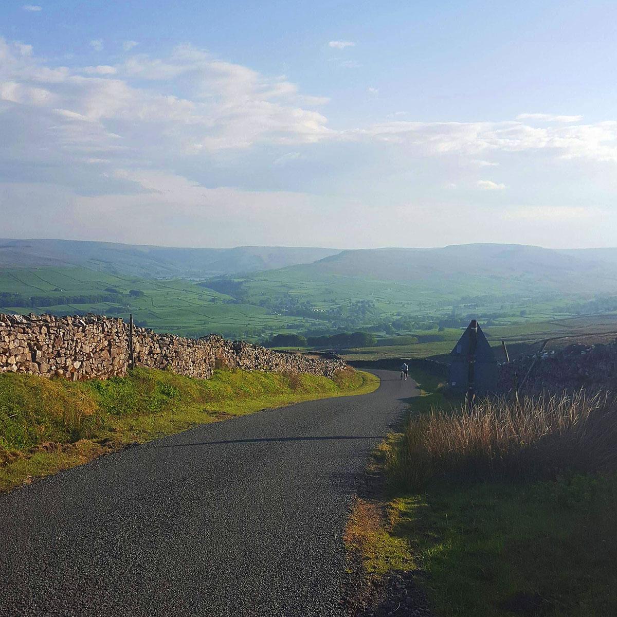 yorkshire beast steep climb