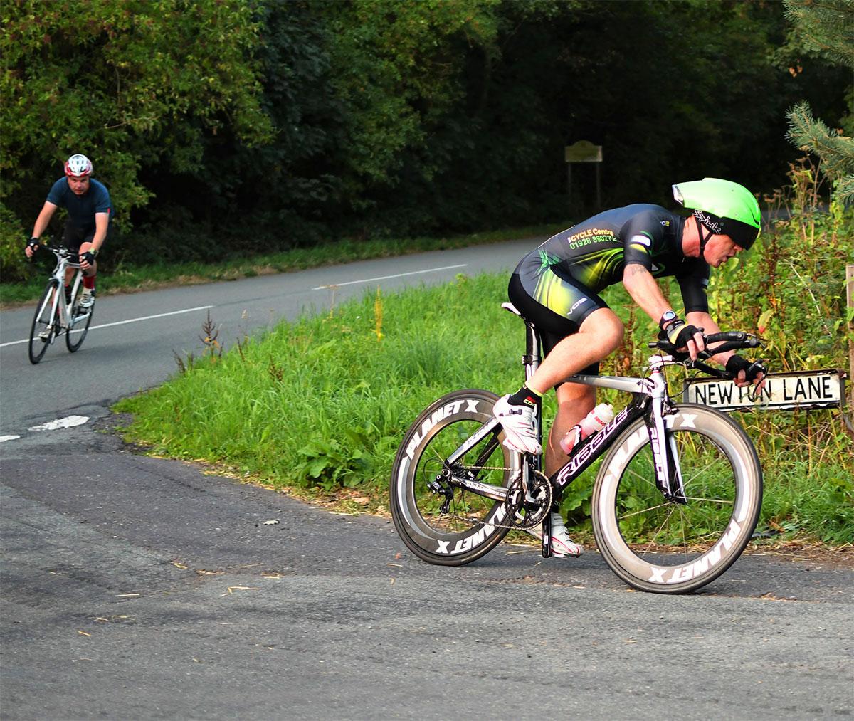 James Murphy and Michael Leadbeater