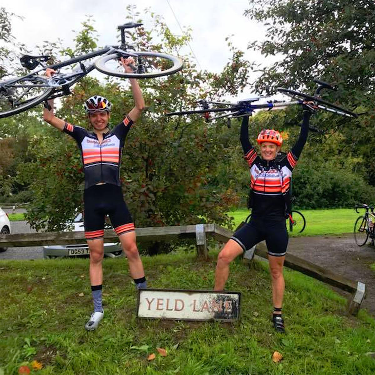 2018 cycling club champions frodsham wheelers