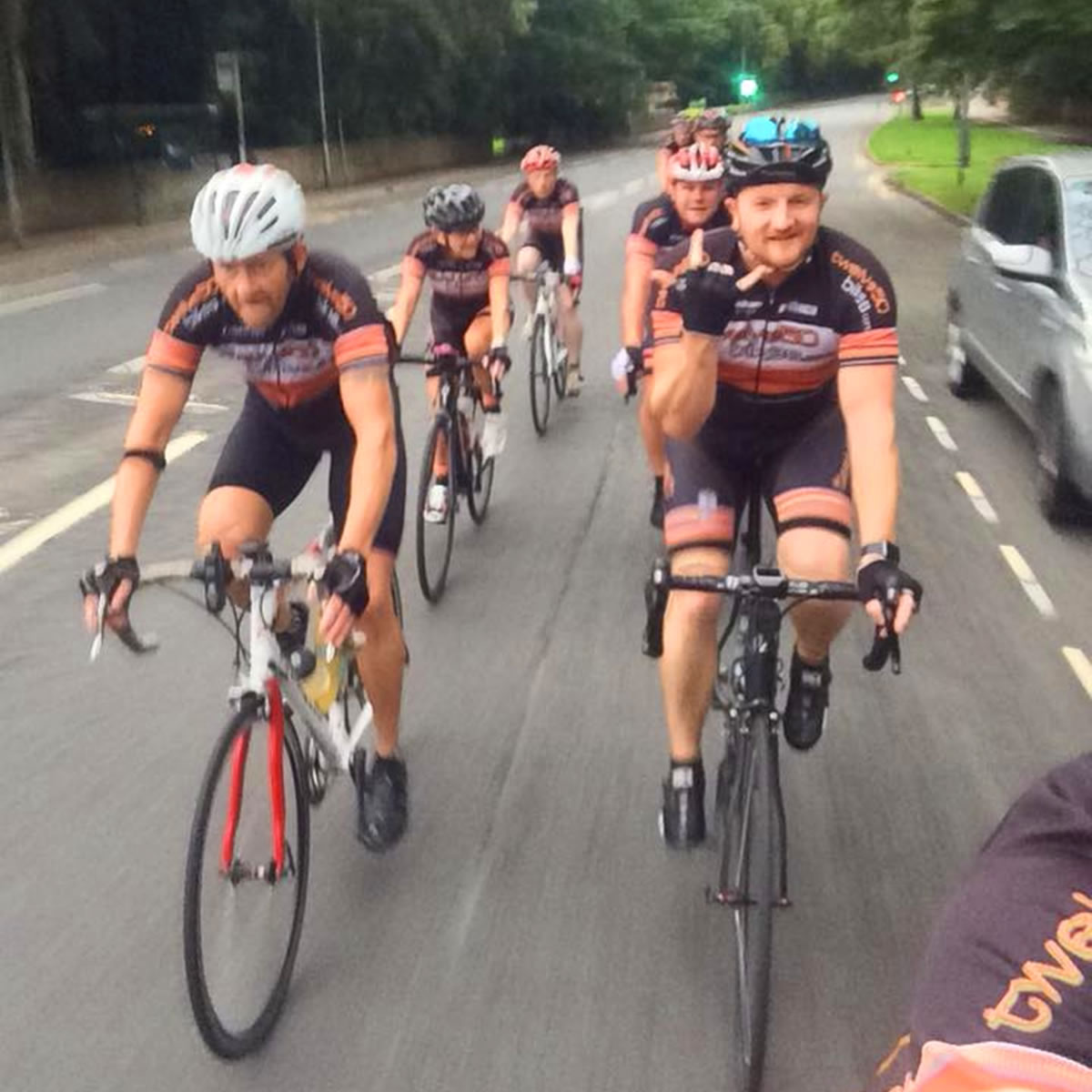 coast to coast to coast frodsham wheelers